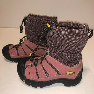 Child's Keen Boots